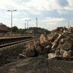 Altlastenuntersuchungen Bahnhof Hühnfeld - Geotechnisches Ingenieurbüro Wabra