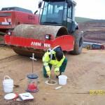Densitometer (Bodenmechanik) Dichte bestimmen | Geotechnisches Ingenieurbüro Wabra