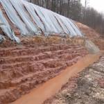 Hangeinschnitt Geotechnisches Ingenieurbüro Wabra | GIW Wabra