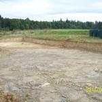 Kontrollprüfungen im Straßenbau Erschließung Rohrer Berg - Geotechnisches Ingenieurbüro Wabra