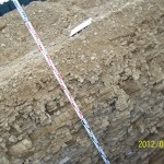 Kontrollprüfungen im Straßenbau Versickerung Rohrer Berg - Geotechnisches Ingenieurbüro Wabra