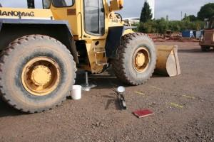 Plattendruckversuch Geotechnisches Ingenieurbüro Wabra | GIW Wabra