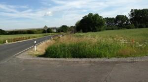 Neubau Radweg zwischen Landweg Spitzhofweg und Landweg Hauptgraben