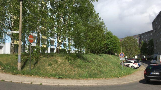 Erneuerung von Stellplätze, Albert-Schweitzer-Straße, Bad Salzungen